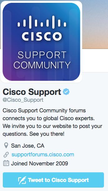 Run Support Accounts - B2B Social Media Tactic