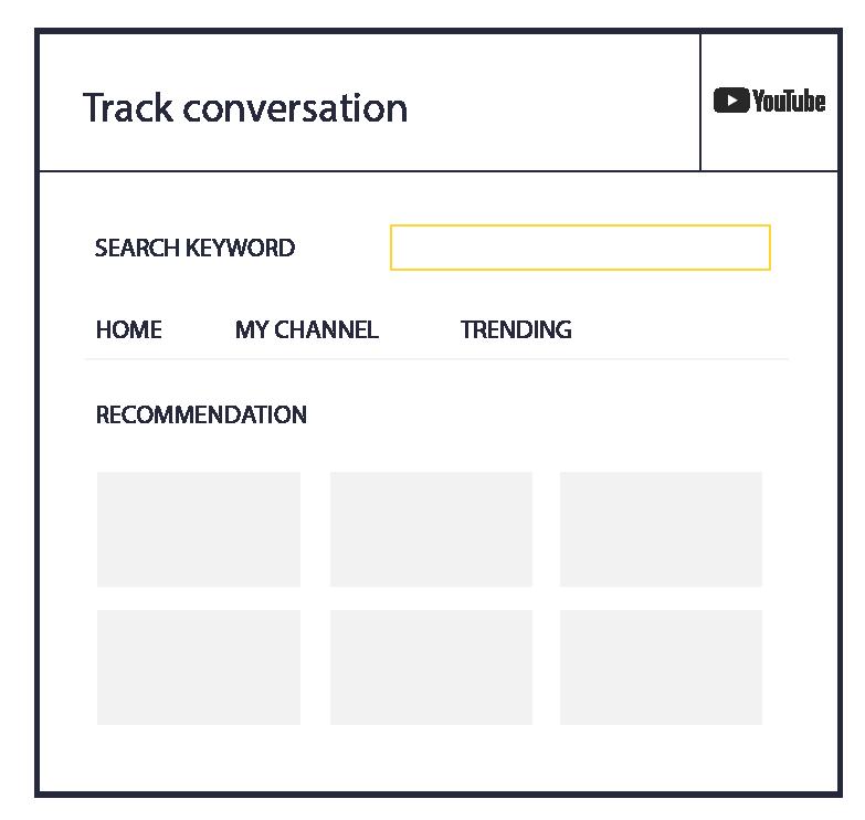 Youtube-analytics-track-conversation