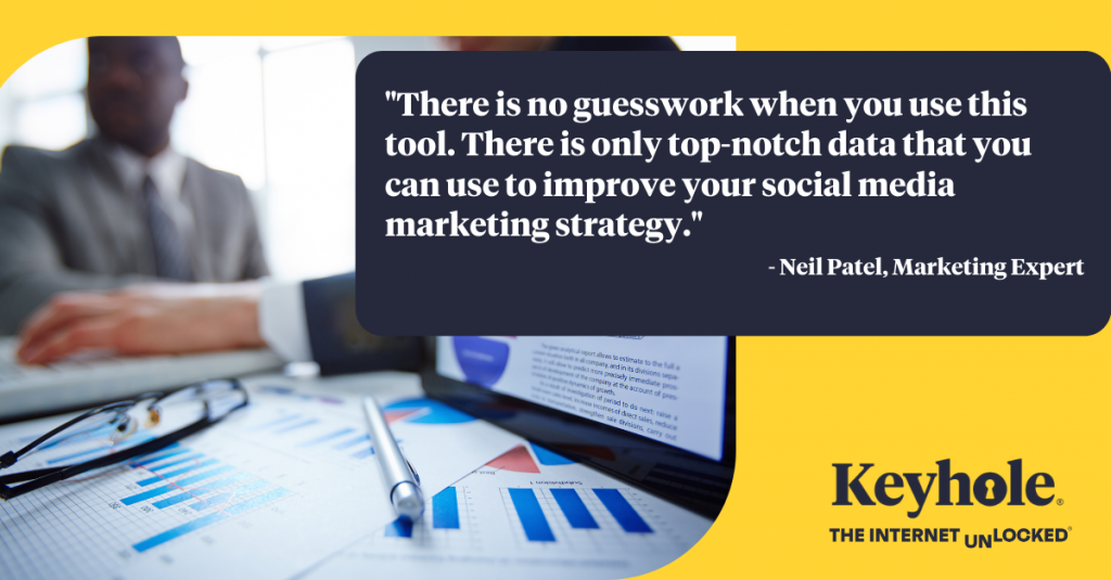Best Social Media Analytics Tools - Keyhole